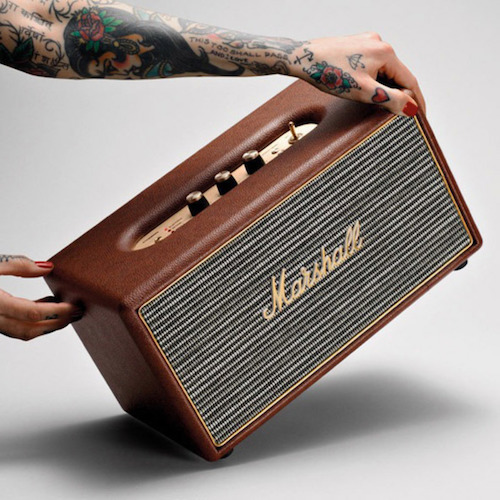 Altavoces Marshall Stanmore